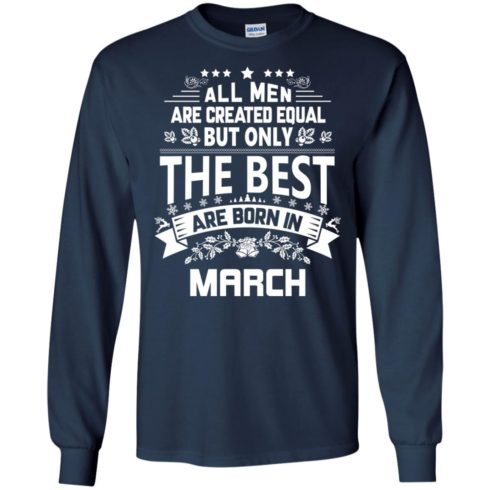 image 1128 490x490px Jason Statham: All Men Are Created Equal The Best Are Born In March T Shirts