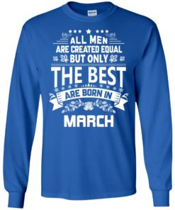image 1129 247x296px Jason Statham: All Men Are Created Equal The Best Are Born In March T Shirts