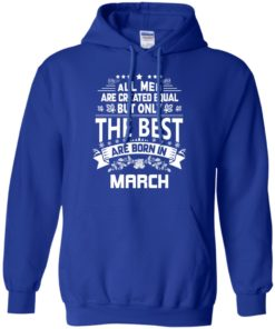 image 1132 247x296px Jason Statham: All Men Are Created Equal The Best Are Born In March T Shirts