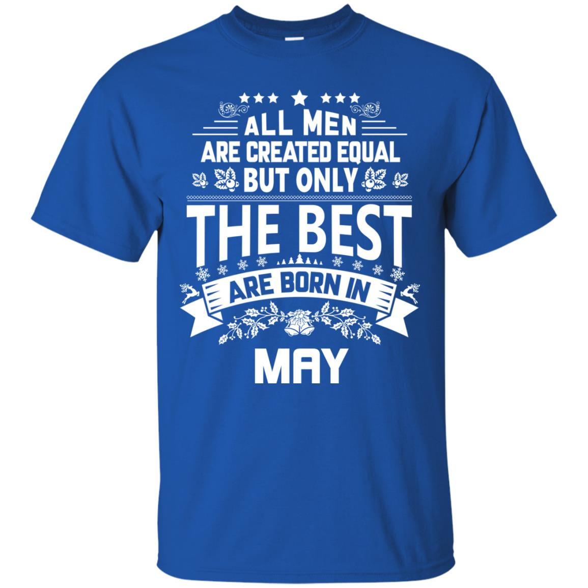 image 1136px Jason Statham: All Men Are Created Equal The Best Are Born In May T Shirts