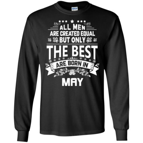 image 1138 490x490px Jason Statham: All Men Are Created Equal The Best Are Born In May T Shirts