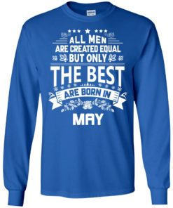 image 1140 247x296px Jason Statham: All Men Are Created Equal The Best Are Born In May T Shirts