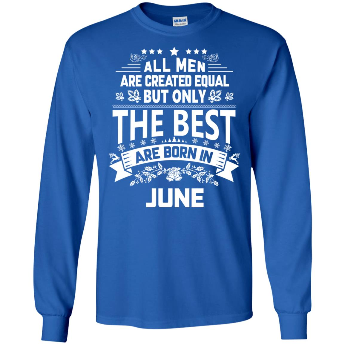image 1151px Jason Statham: All Men Are Created Equal The Best Are Born In June T Shirts