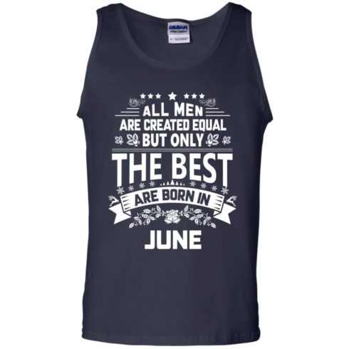 image 1156 490x490px Jason Statham: All Men Are Created Equal The Best Are Born In June T Shirts