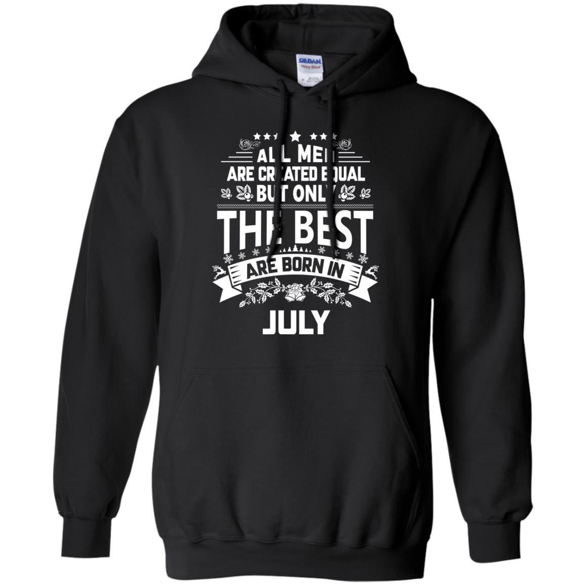 image 1163px Jason Statham: All Men Are Created Equal The Best Are Born In July T Shirts