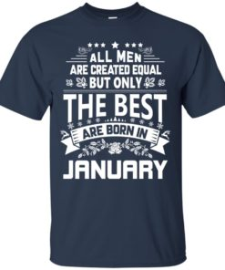 image 1170 247x296px Jason Statham: All Men Are Created Equal The Best Are Born In January T Shirts