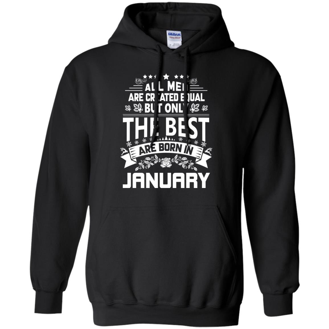 image 1174px Jason Statham: All Men Are Created Equal The Best Are Born In January T Shirts