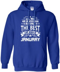 image 1176 247x296px Jason Statham: All Men Are Created Equal The Best Are Born In January T Shirts