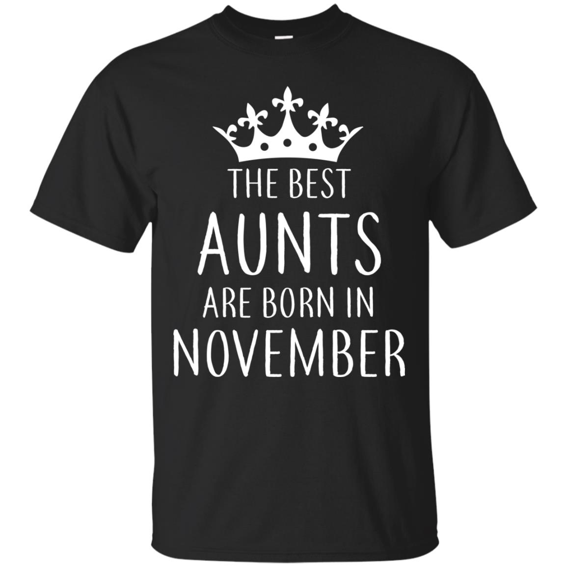 image 120px The Best Aunts Are Born In November T Shirts, Hoodies, Tank