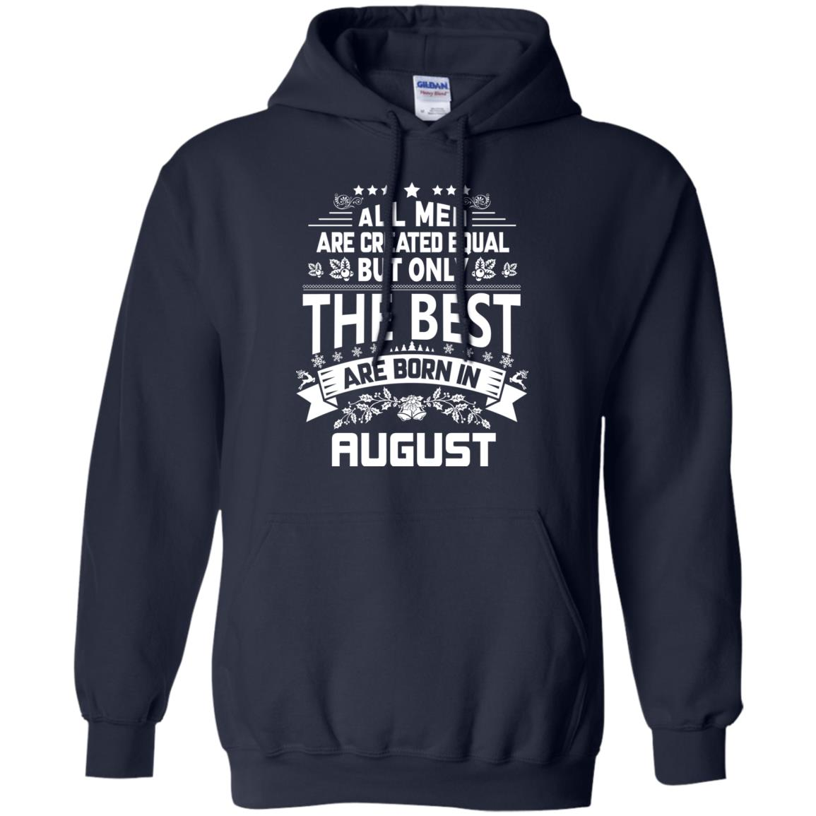 image 1219px Jason Statham: All Men Are Created Equal The Best Are Born In August T Shirts