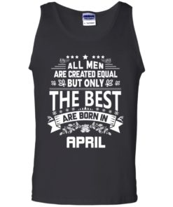 image 1232 247x296px Jason Statham All Men Are Created Equal The Best Are Born In April T Shirts