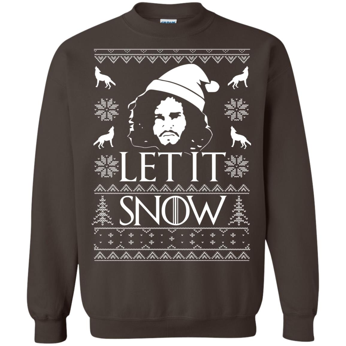image 1291px Game Of Thrones Let It Snow Christmas Sweater