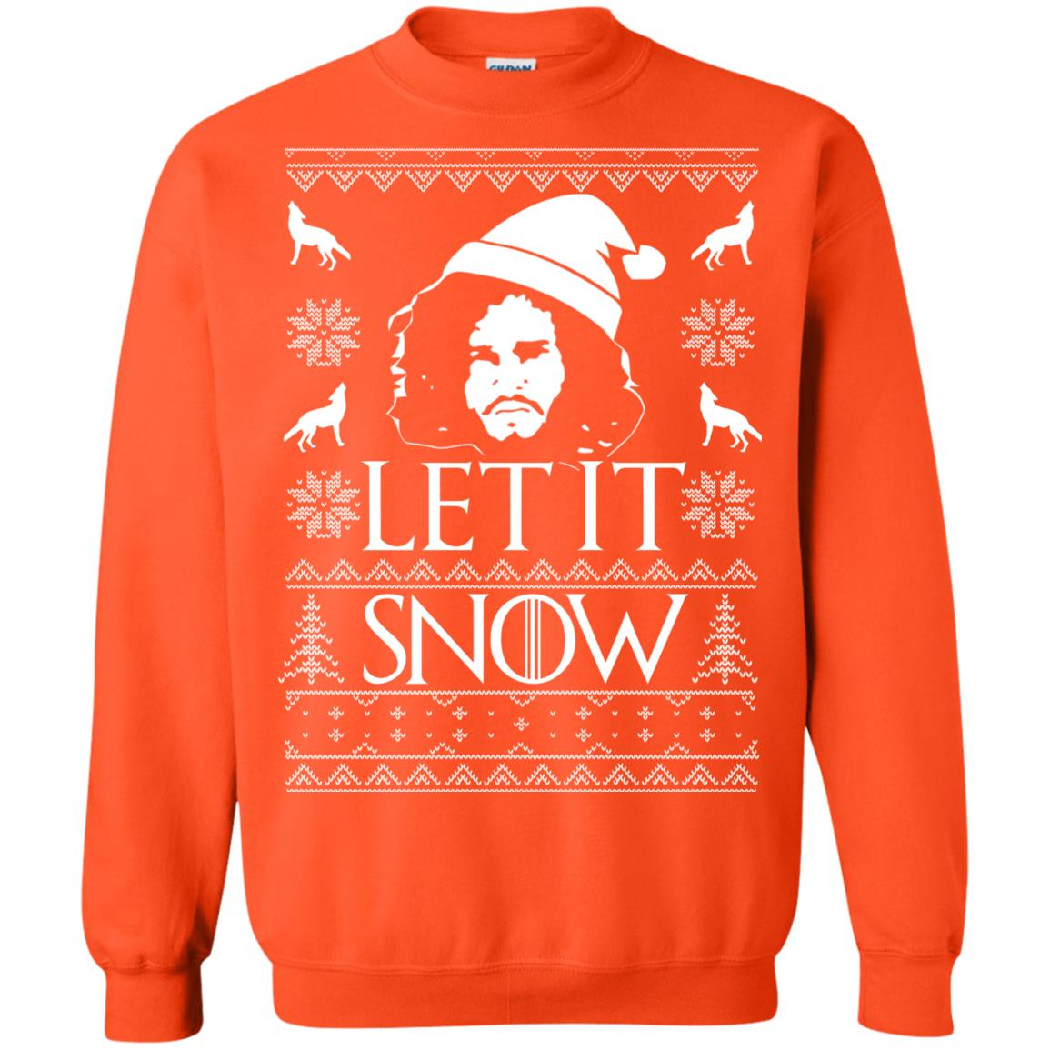 image 1293px Game Of Thrones Let It Snow Christmas Sweater