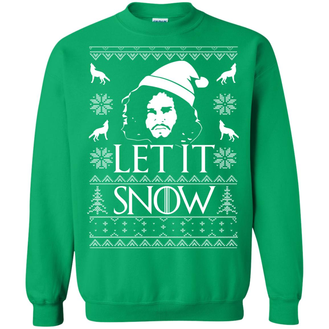 image 1294px Game Of Thrones Let It Snow Christmas Sweater