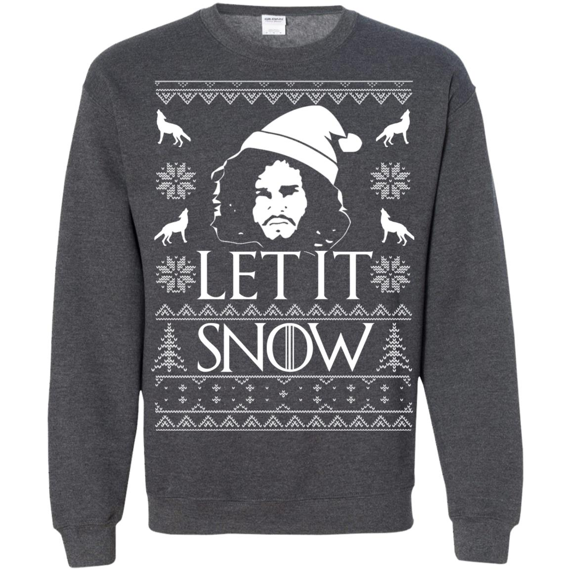 image 1295px Game Of Thrones Let It Snow Christmas Sweater