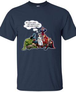 image 13 247x296px Nurse and Superherose shirt: Nurse Not Every Super Hero Wears A Cape Some Wear Scrubs T Shirt