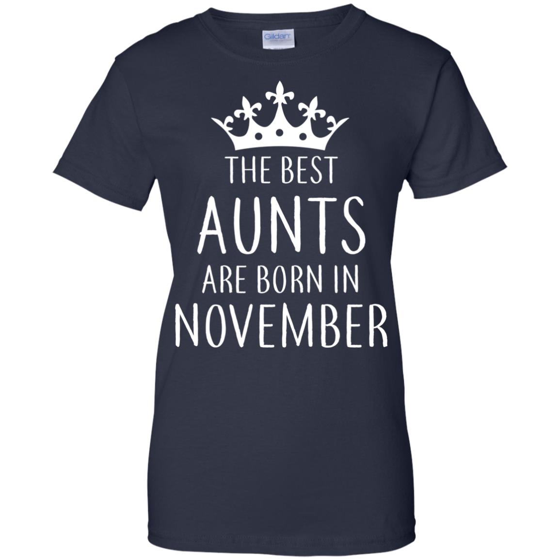 image 130px The Best Aunts Are Born In November T Shirts, Hoodies, Tank