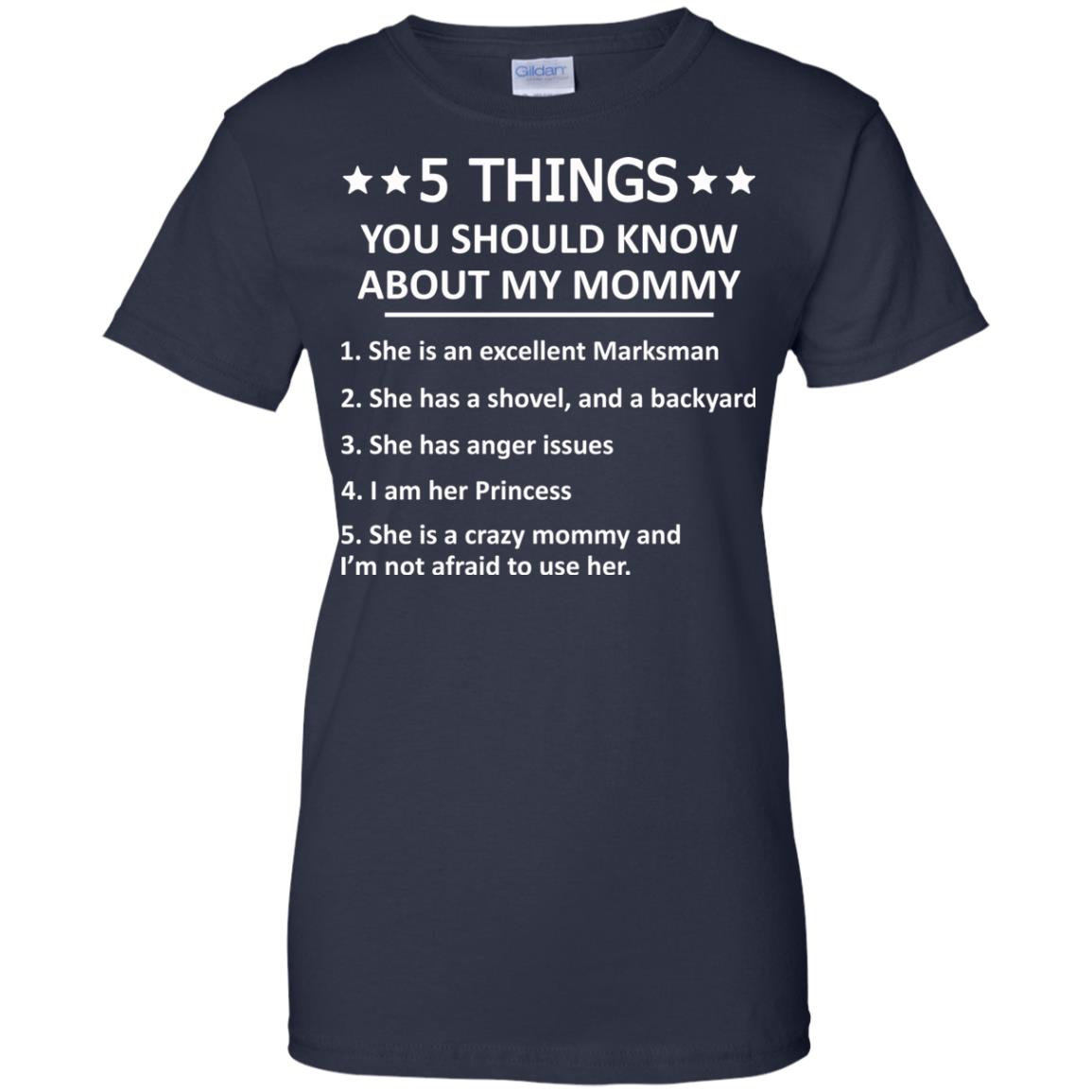 image 1317px 5 Things you should know about my mommy t shirt, hoodies, tank