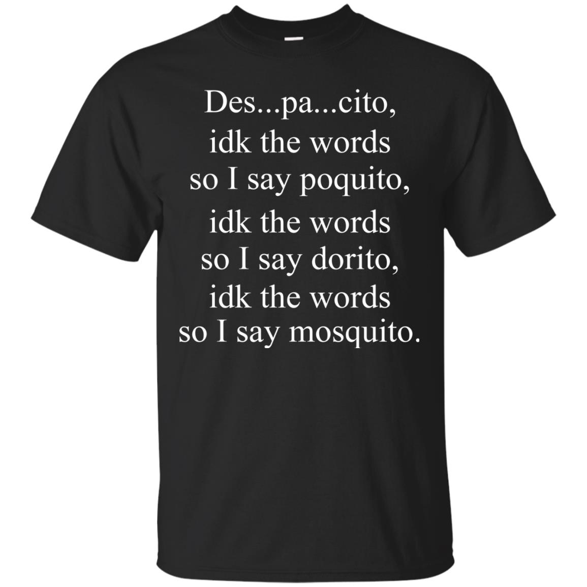 despacito shirt