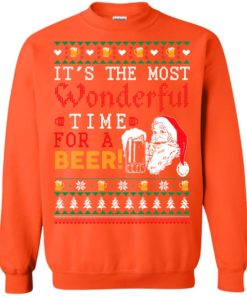 image 1506 247x296px It's The Most Wonderful Time For A Beer Christmas Sweater