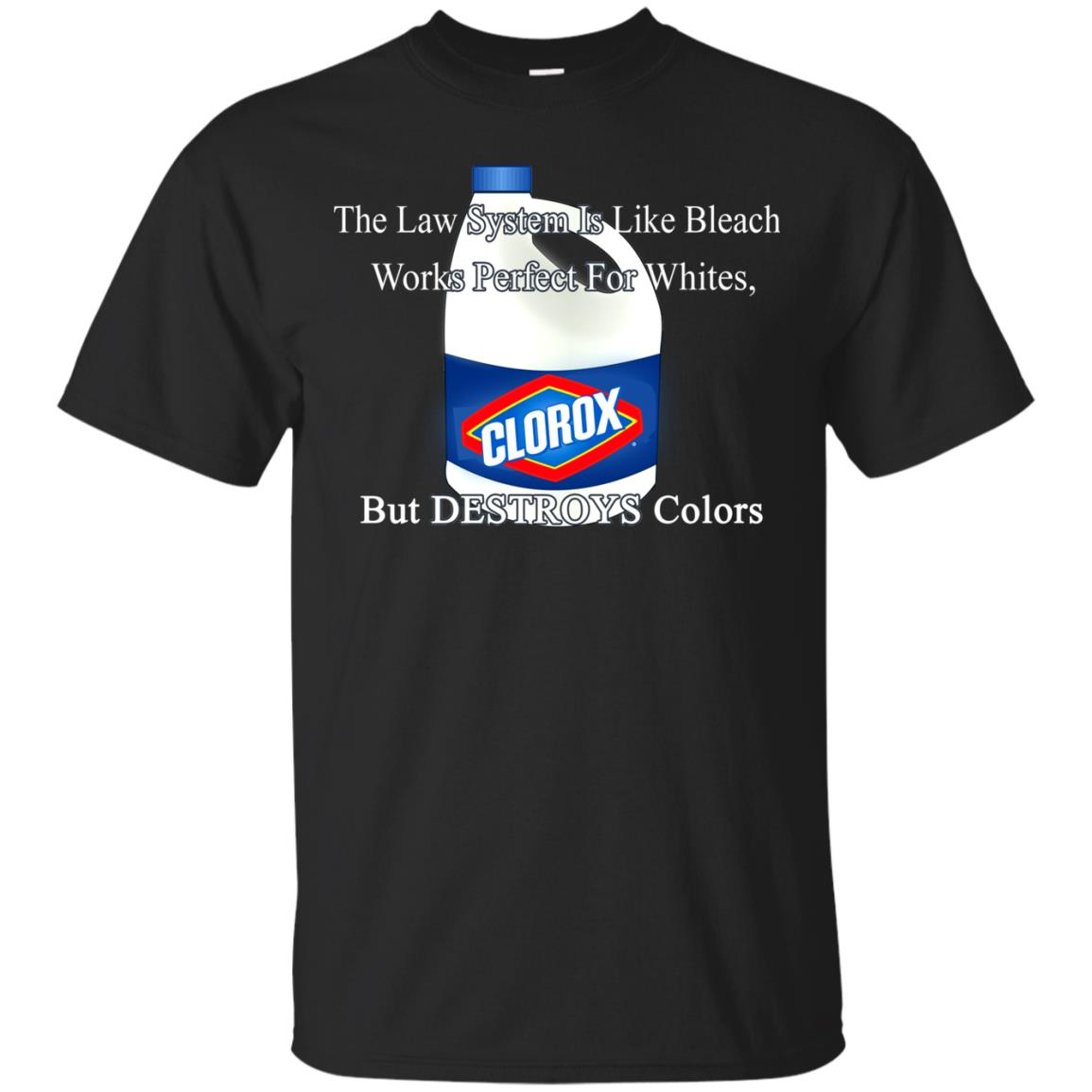 image 1568px The Law System Is Like Bleach Shirts, Hoodies, Tank
