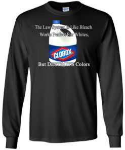 image 1572 247x296px The Law System Is Like Bleach Shirts, Hoodies, Tank