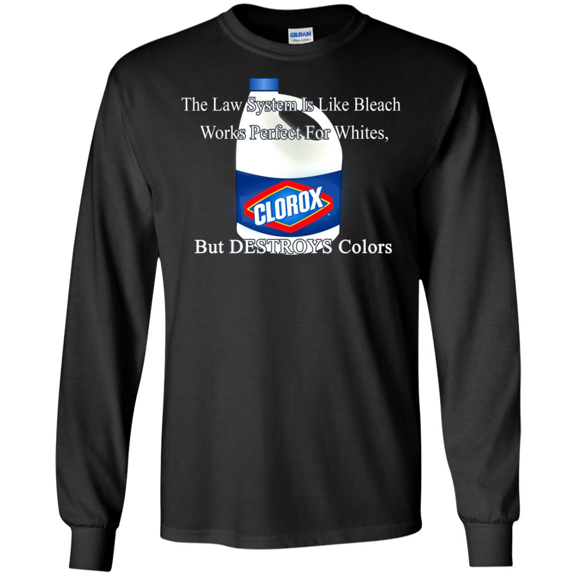 image 1572px The Law System Is Like Bleach Shirts, Hoodies, Tank