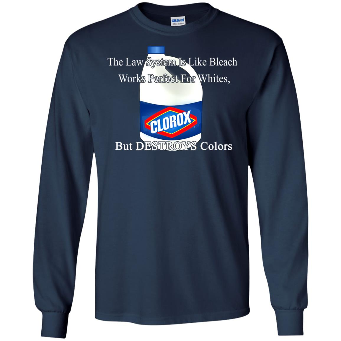 image 1573px The Law System Is Like Bleach Shirts, Hoodies, Tank
