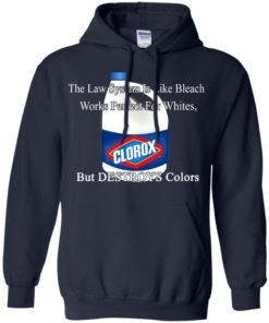 image 1575 247x296px The Law System Is Like Bleach Shirts, Hoodies, Tank