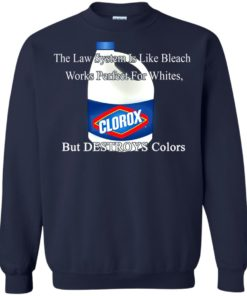 image 1577 247x296px The Law System Is Like Bleach Shirts, Hoodies, Tank