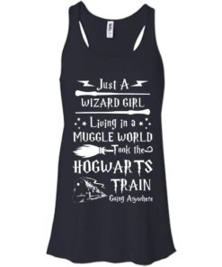 image 1705 247x296px Just A Wizard Girl Living in a Muggle World T Shirts, Hoodies, Sweater
