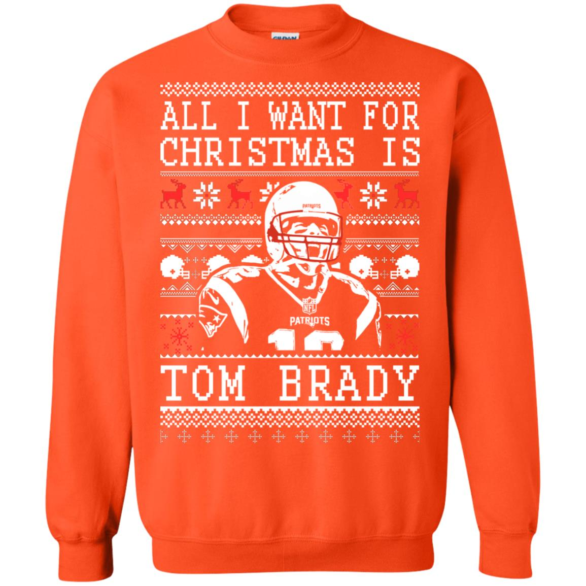image 1892px All I Want For Christmas Is Tom Brady Christmas Sweater