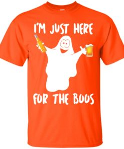 image 209 247x296px Halloween Shirt I'm Just Here For The Boos T Shirts, Hoodies