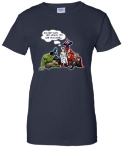 image 21 247x296px Nurse and Superherose shirt: Nurse Not Every Super Hero Wears A Cape Some Wear Scrubs T Shirt