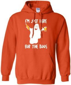image 216 247x296px Halloween Shirt I'm Just Here For The Boos T Shirts, Hoodies