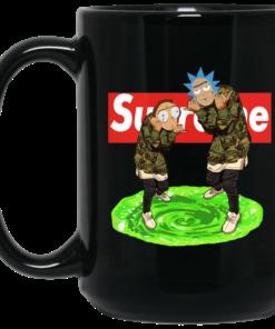 image 24 247x296px Rick and Morty Supreme Coffee Mug & Beer Stein