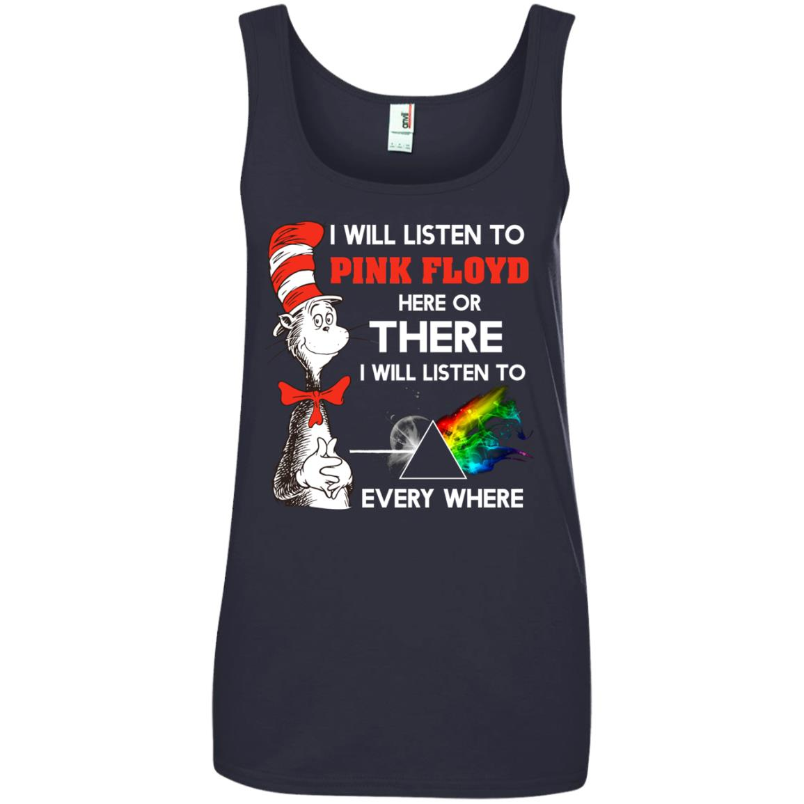 image 242px Dr Seuss I Will Listen To Pink Floyd Here Or There I Will Listen To Every Where T Shirts, Hoodies