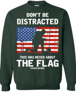 image 277 247x296px Lebron James: Don't Be Distracted This Was Never About The Flag T Shirts, Hoodies