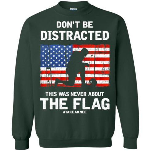 image 277 490x490px Lebron James: Don't Be Distracted This Was Never About The Flag T Shirts, Hoodies