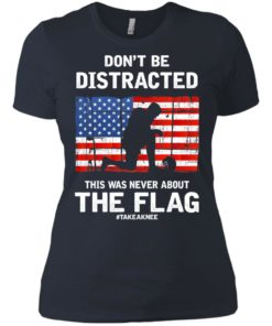 image 279 247x296px Lebron James: Don't Be Distracted This Was Never About The Flag T Shirts, Hoodies