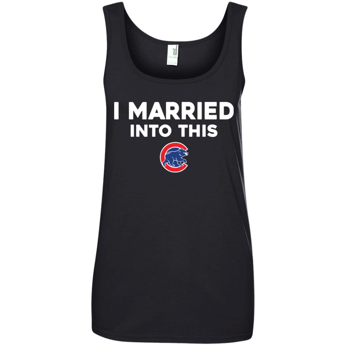 image 28px Chicago Cubs: I Married Into This T Shirts, Hoodies, Tank Top