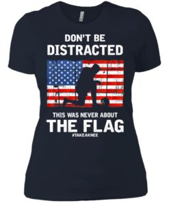 image 280 247x296px Lebron James: Don't Be Distracted This Was Never About The Flag T Shirts, Hoodies