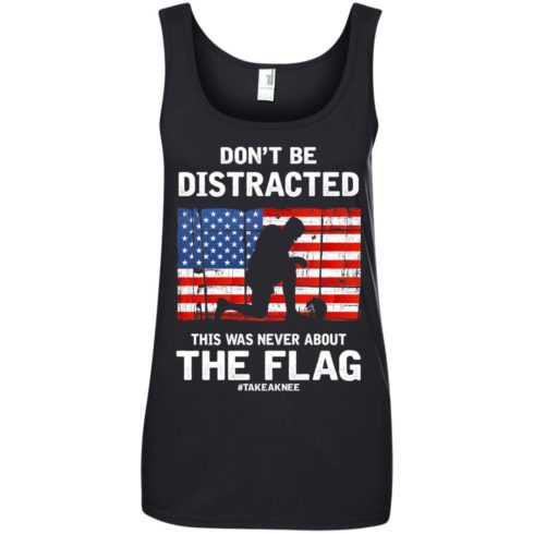 image 281 490x490px Lebron James: Don't Be Distracted This Was Never About The Flag T Shirts, Hoodies