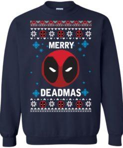 image 297 247x296px Merry Deadmas DeadPool Christmas Sweater