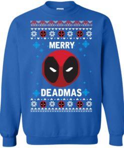 image 300 247x296px Merry Deadmas DeadPool Christmas Sweater