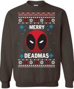 image 301 247x296px Merry Deadmas DeadPool Christmas Sweater