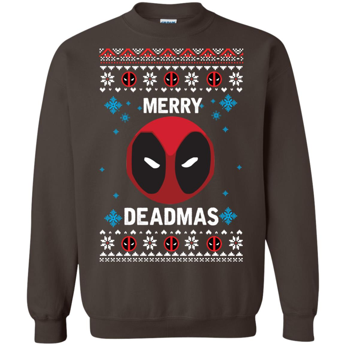 image 301px Merry Deadmas DeadPool Christmas Sweater