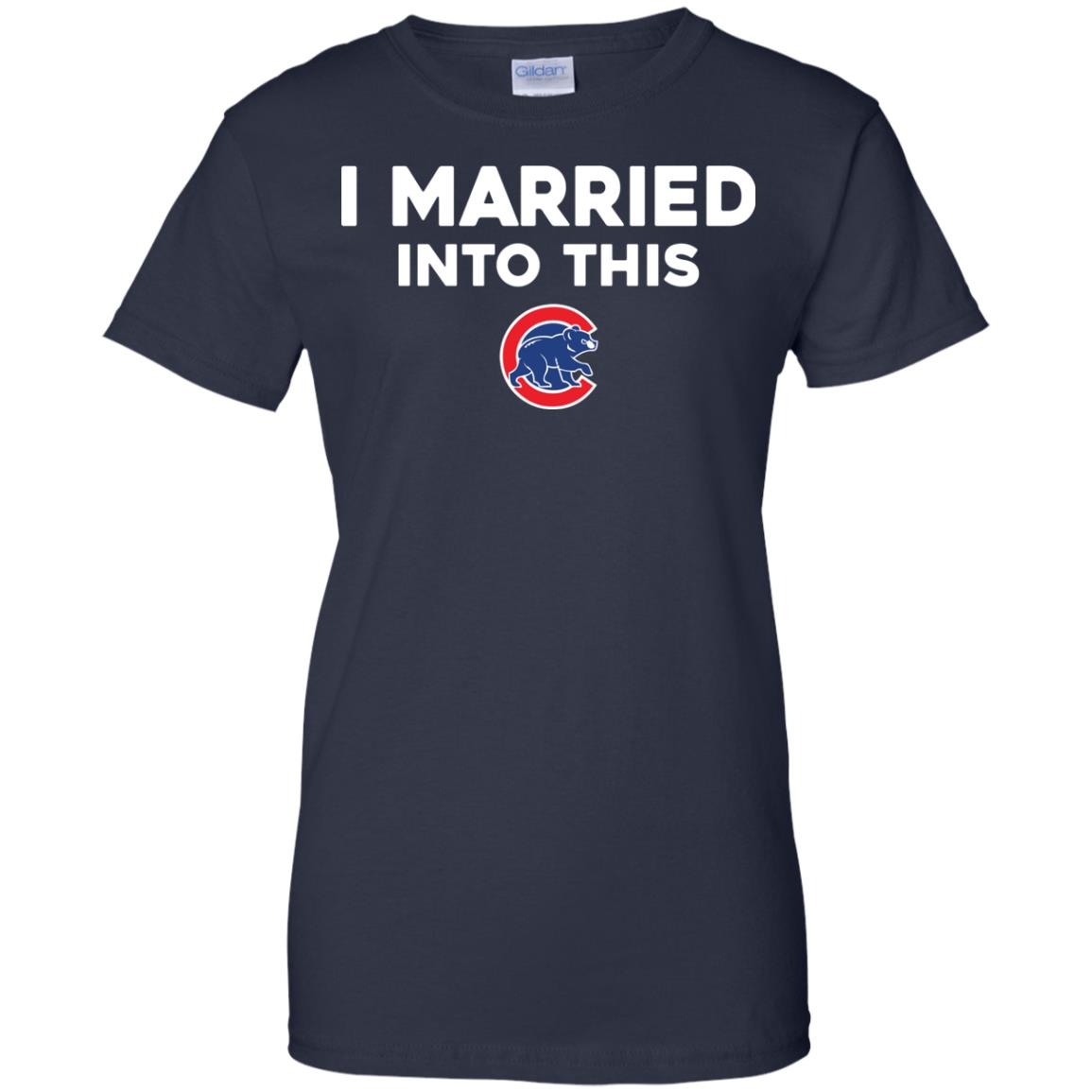 image 32px Chicago Cubs: I Married Into This T Shirts, Hoodies, Tank Top