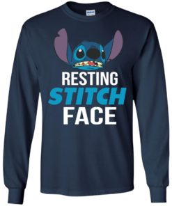 image 322 247x296px Resting Stitch Face Disney T Shirts, Hoodies, Sweater