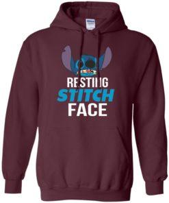 image 325 247x296px Resting Stitch Face Disney T Shirts, Hoodies, Sweater